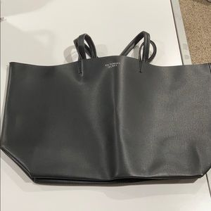 Victoria secret black tote